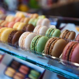 Cuisine in France - macarons