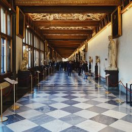 Enchanting Travels Italy Tours Things to do in Italy - Uffizi Gallery
