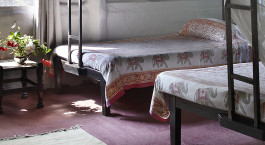 Enchanting Travels Nepal Tours Chitwan Hotels Tiger Tops Tharu Lodge room