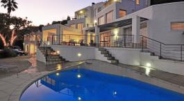 Pool im Villa Afrikana Hotel in Garden Route, Südafrika
