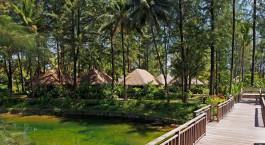 Enchanting Travels - Thailand Tours - Khao - Haadson Resort - exterior