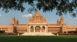 Taj Umaid Bhawan Jodhpur India