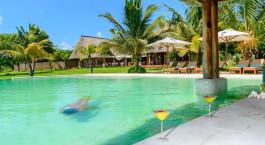 Pool at Bahia Mar Boutique Hotel in Bazaruto - Vilanculos, Mozambique
