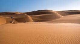 Sanddünen in Swakopmund - am besten per Quad Bike zu entdecken