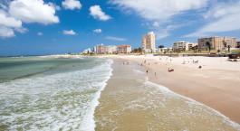 Hobie Beach in Port Elizabeth, South Africa