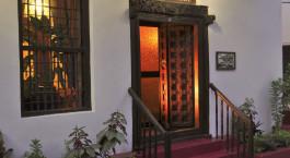 Enchanting Travels - Tanzania Tours -Stone Town - Zanzibar Palace Hotel - Exterior view