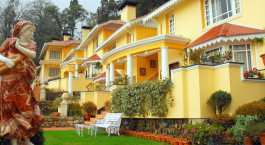 Enchanting Travels - East India Tours - Mayfair Darjeeling - Exterior view