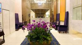 Lobby im Best Western Chinatown Hotel in Yangon, Myanmar