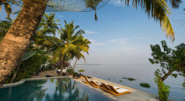 Enchanting Travels - South India Tours - Allapey - Malabar Escapes Purity Resort, Muhamma - beach
