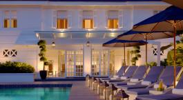Pool at The Majestic Kuala Lumpur Hotel in Kuala Lumpur, Malaysia