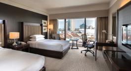 Zimmer im Hotel Hilton Kuching, Kuching, Malaysia