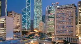 Enchanting Travels Hong Kong Tours Mandarin Oriental Hong Kong Hotel exterior