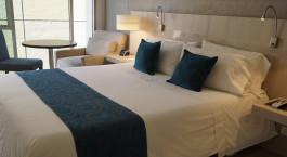 Enchanting Travels Colombia Tours Bogota Hotels BH Bicentenario - Room