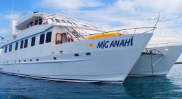 Enchanting Travels South America Tours Ecuador Cruises Yacht Anahi Galapagos yate