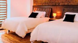 Enchanting Travels South America Tours Ecuador Hotels Casa Gardenia Quito room