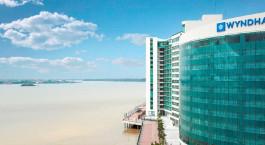 Enchanting Travels South America Tours Ecuador Hotels Wyndham Guayaquil facade