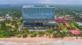 Exterior view of Weligama Bay Marriot Resort in Mirissa/Weligama, Sri Lanka