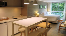 Double room with kitchen at Smart Hotel Montevideo in Montevideo, Uruguay