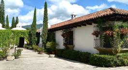 Enchanting Travels Guatemala Tours Antigua Hotels Pensativo House Hotel Facade