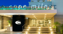 Enchanting Travels-South Africa Tours-Cape Town Hotels-The Cape Milner-Entrance