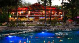 Enchanting Travels Mexico Tours Palenque Hotels chan kah resort village_01
