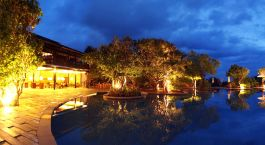 Exterior view at hotel Cinnamon Wild, Yala, Vietnam