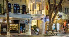 Exterior view at Silk Path Hotel in Hanoi, Vietnam