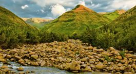 Mountain Kingdom in Lesotho