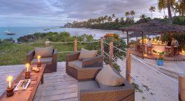 Enchanting Travels Tanzania Tours Zanzibar Hotels matemwe-lodge-deck-loungers