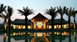 Enchanting Travels - Thailand Tours - Khao Lak - Beyond Resort Khaolak - exterior view during night
