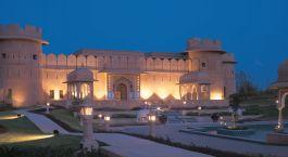 The Oberoi Rajvilas Hotel in Jaipur India