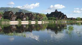 Enchanting Travels - Asia Tours - Myanmar - Inle Princess Resort - exterior