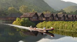 Enchanting Travels - Asia Tours - Myanmar - Pristine Lotus Spa Resort - exterior