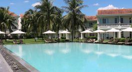 Enchanting Travels - Asia Tours - Vietnam - Boutique Hoi An Resort - Exterior Pool