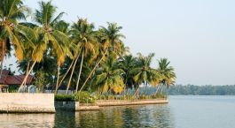 Erholungsurlaub in Kumarakom