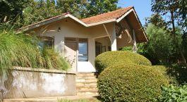 Exterior view of Machweo Wellness Retreat & Fine Dining in Arusha, Tanzania