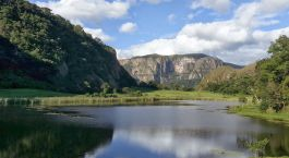 Landschaftlich reizvoll: Die Umgebung von Santa Cruz, Bolivien