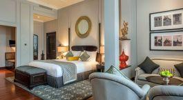 Schlafzimmer im The Strand Hotel in Myanmar, Yangon