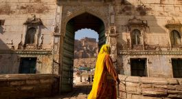 Enchanting Travels - India Tours - Jodhpur - Raas - Entrance