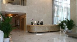 Reception at Liberty Central Saigon Riverside Hotel in Ho Chi Minh City/Saigon, Vietnam