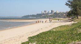 Strand von Maputo