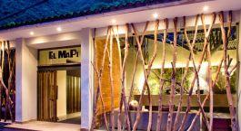 Eingangsbereich des El Mapi Hotels