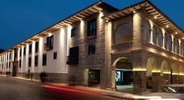Exterior view of JW Marriott El Convento in Cusco, Peru