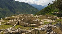Kuelap Festung bei Leymebamba