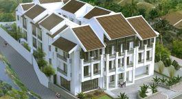 Exterior view at Maison Vy, Hoi An Hotel, Hoi An, Vietnam