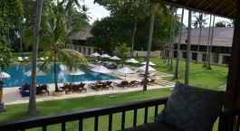 Pool at Alila Manggis, Candidasa, Indonesia