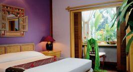 Bedroom at Tugu Malang, Malang, Indonesia