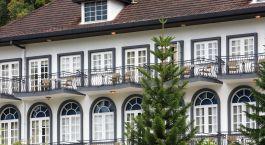 Außenansicht im Cameron Highland Resort in Cameron Highlands, Malaysia