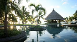 Pool im  Hotel LUX* Le Morne, Mauritius