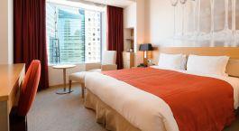Enchanting Travels - Japan Tours - Tokyo - Hotels - Park Hotel Tokyo Room (City Double) 1600
